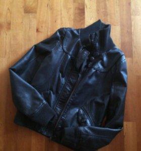Кожаная куртка Tammy
