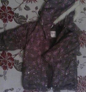 Куртка-пальто 104-110