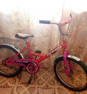 """Велосипед 18"""" подростковый"""