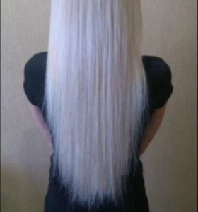 Волосы для горячего наращивания