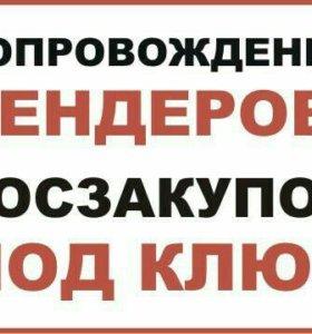 СОПРОВОЖДЕНИЕ В ТЕНДЕРАХ по 44-фз и 223-фз