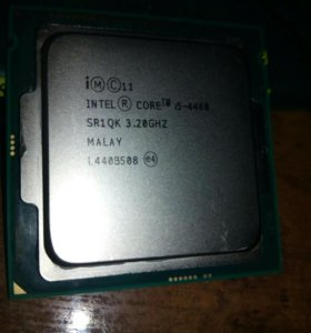 Core i5 4460 3.4ггц (1150 Haswell)