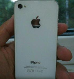 iPhone 4s 8GB 4500 ₽