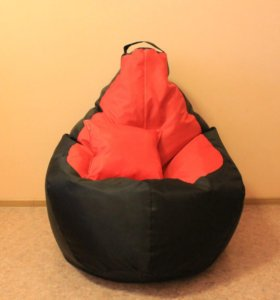 Стильное кресло из ткани оксфорд