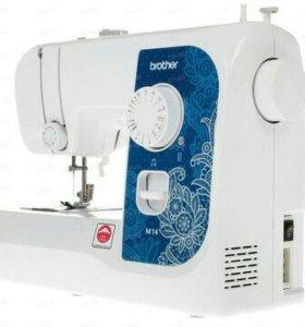 Новая швейная машинка BROTHER M-14. Доставка