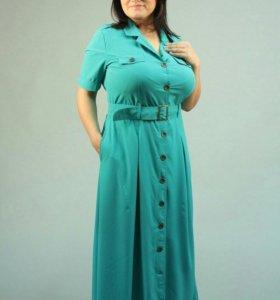 Платье 56 р-р новое