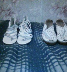 Обувь женсеая