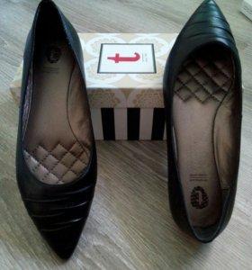 Терволина новые туфли