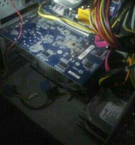 Видеокарта AMD Radeon R7 240 2 gb