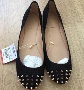 Балетки Zara