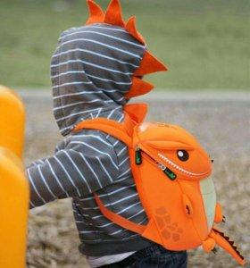 Детские рюкзачки Nohoo