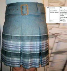 Качественная теплая юбка