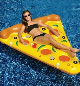 Надувной матрас - пицца