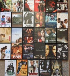 Драмы, мелодрамы на DVD