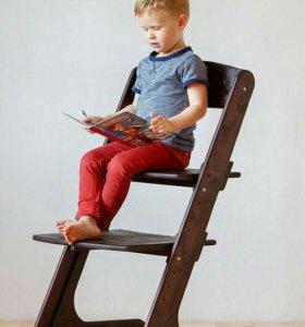 Ростущий стул детей любого возраста