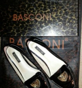 Туфельки Баскони