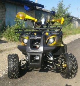 Квадроцикл Avantis Hanter 7+ 125 см3
