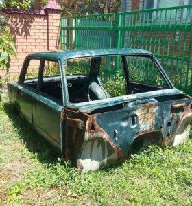 Часть кузова ВАЗ2106