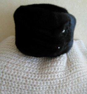 Новая шапка.