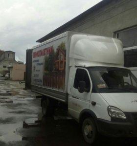 Грузоперевозки, переезды, доставка мебели.