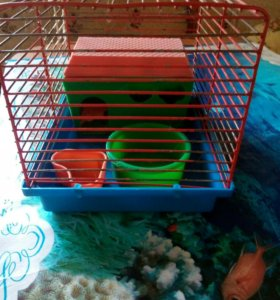 Клетка для грызунов, хомяка