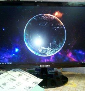 """Монитор Samsung LS24A300 (24"""")"""