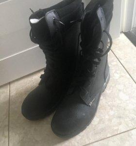 Новые мужские берцы, ботинки