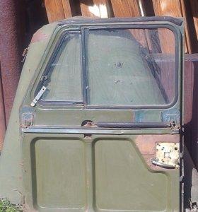 Элементы кузова ГАЗ-69