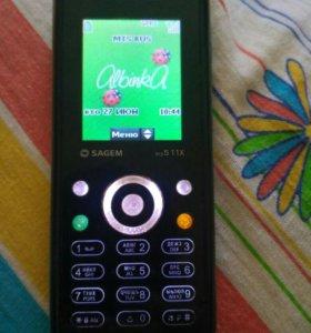 Телефон SAGEM My511X