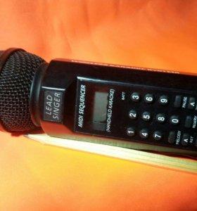 Караоке микрофон LEADSINGER безпроводной