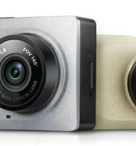 Видеорегистратор Xiaomi Yi 1080P Car WiFi DVR