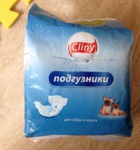 Подгузники для кошек или собак