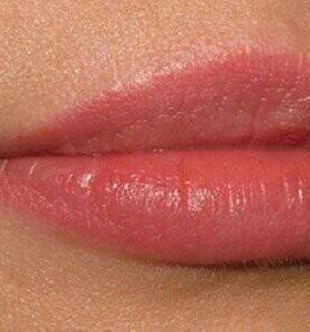 Перманентный макияж губ)