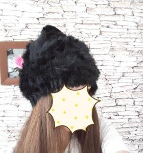 Новая шапочка Кролик вязка