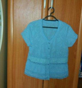 Блузки 48 -50