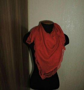 Новый кружевной платок