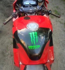 Honda vtr 1000sp-1