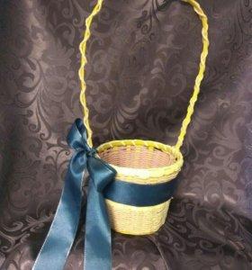 Корзинки для декора/ свадеб