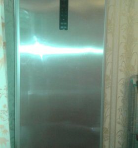 Холодильник Candy CKBN 6200 DI серебристый