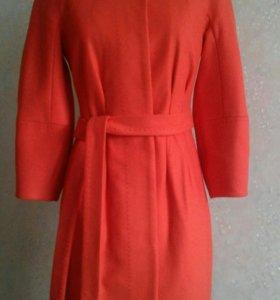 Новое шерстяное пальто, xs-s
