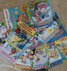 Новые детские книги,1шт 20руб