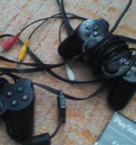 Игровая приставка PlayStation2