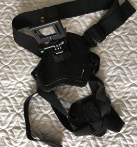 Шлейка для камеры на собаку