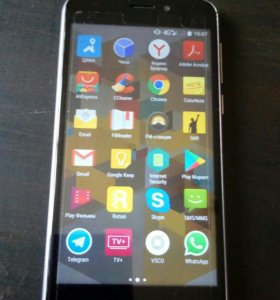 Мобильный телефон адроид