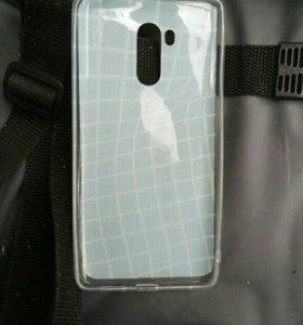 Чехол- накладка силиконовая для Ксяоми Редми 4 PRO