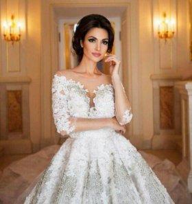 Отпаривание свадебных нарядов!!!!