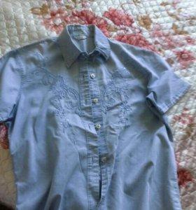 Рубашка р 48-50