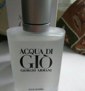 мужская туалетная вода Acqua Di Gio Giorgio Armani