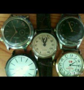 Часы - 5шт
