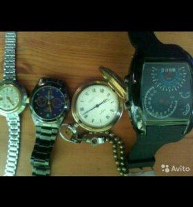 Часы - 4 шт